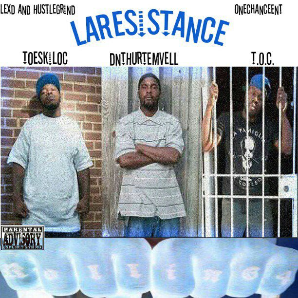 "A Review of T.V.T's ""La Resistance"" the Mixtape, Long Live the Rap of the Gangsta"