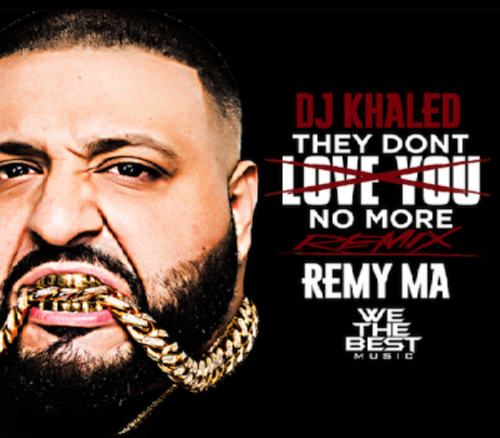 """NEW SH*T- REMY MA """"THEY DONT LOVE YOU NO MORE"""" (REMIX)"""