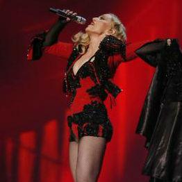 Madonna at the Grammys: Matador or 'Dothraki leader'? [photos, Vine]