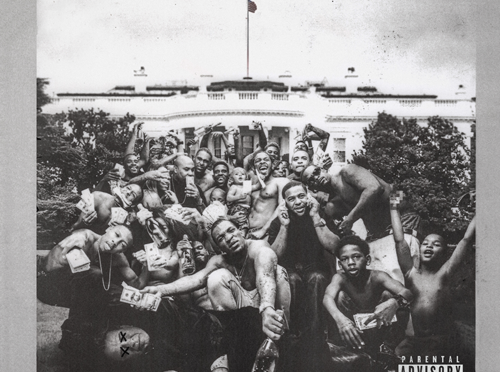 Kendrick Lamar's 'To Pimp A Butterfly' Out Now!