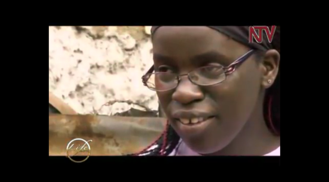 Real Life:  Meet the Real Queen of Katwe, Phiona Mutesi