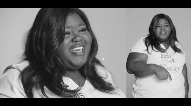 Listen to Gabourey Sidibe Slam Insecurities and Low Self Esteem