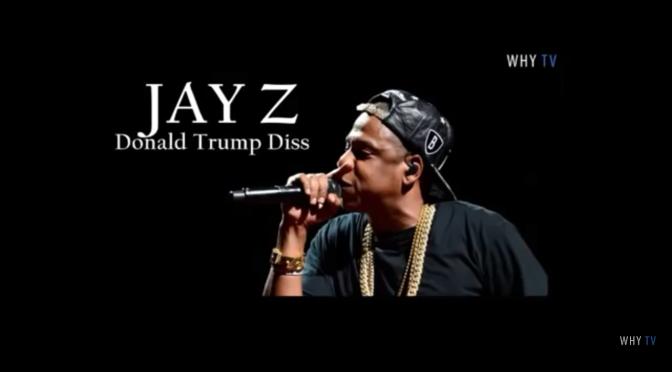 Jay Z – Donald Trump Diss Track (November 2016)